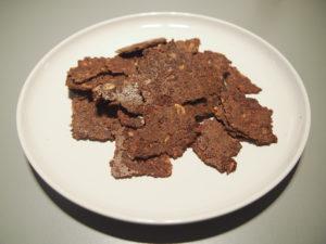 GLUTENVRIJE CHOCOLADE BISCUITS VAN CANIHUA
