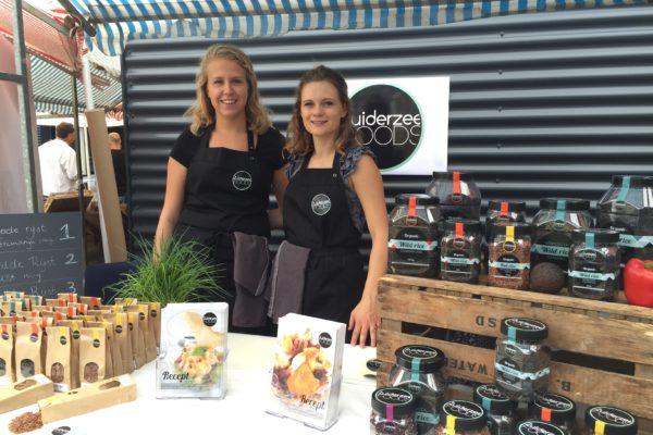 Culinaire markt Almere